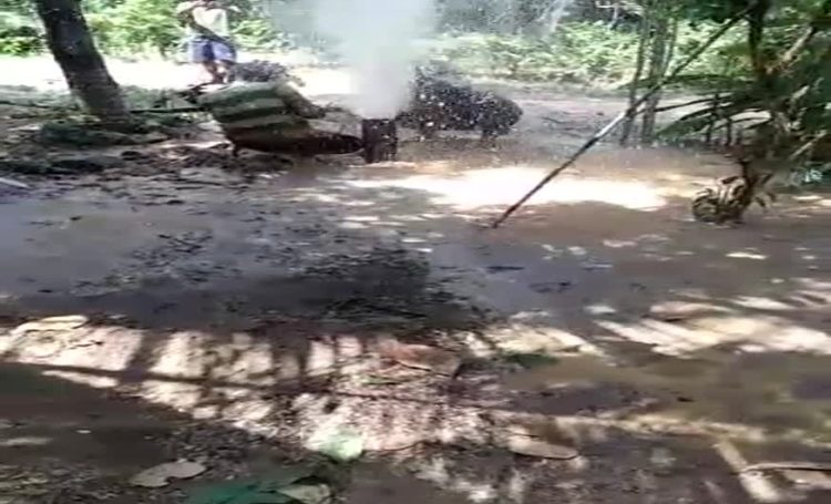 Tube Wells Jaela, Sri Lanka, Anurangi Tube Wells, Piling and Shoring